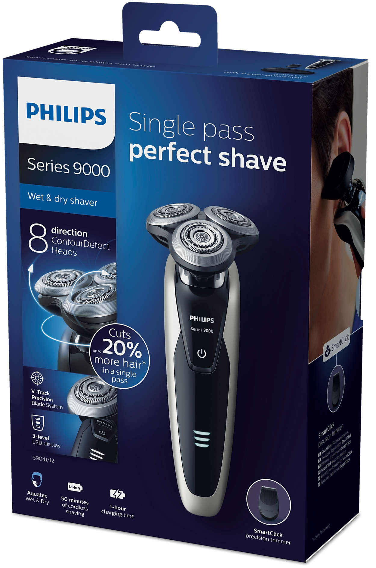 philips s9041 lader