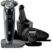 Shaver series 9000 Pánsky elektrický holiaci strojček Wet & Dry