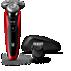Shaver series 9000 Barbeador elétrico seco/molhado