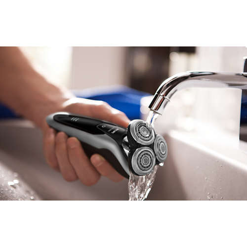 Shaver series 9000 Rasoir électrique 100% étanche