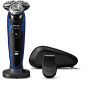 Shaver series 9000 ウェット&ドライ電気シェーバー S9185/12, S9185A/12