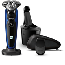 S9185/26 Shaver series 9000 ウェット&ドライ電気シェーバー S9185/26, S9185A/26