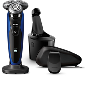Shaver series 9000 ウェット&ドライ電気シェーバー S9185/26, S9185A/26