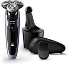 S9211/26 Shaver series 9000 wet & dry electric shaver with SmartClean PLUS