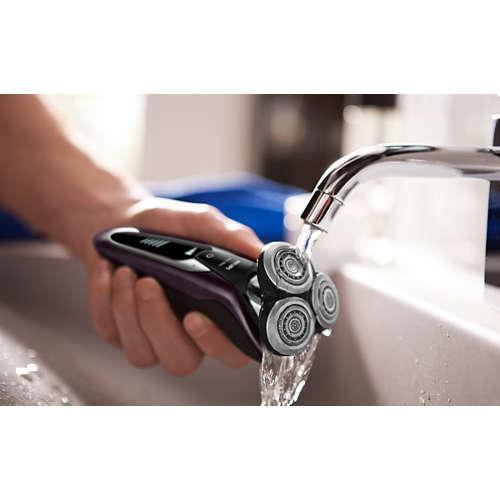 Shaver series 9000 Pánský elektrický holicí strojek Wet & Dry