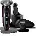 Shaver series 9000 máq. barbear eléctrica a húmido e seco