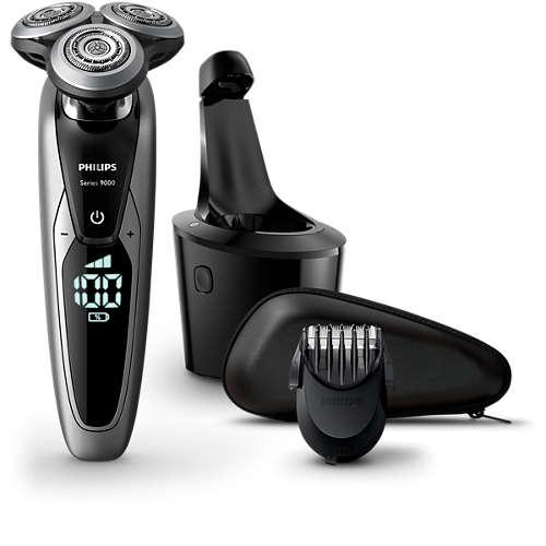 Shaver series 9000 Våd og tør elektrisk shaver