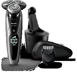 Shaver series 9000 Elektrischer Nass- und Trockenrasierer