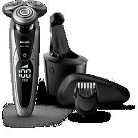 Shaver series 9000 električni brivnik za mokro in suho britje