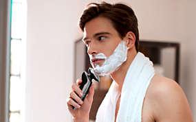 Shaver series 9000 Vår beste barbermaskin, (5 tilbehør)