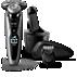 Shaver series 9000 afeitadora eléctrica en seco y húmedo