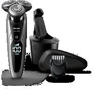 Shaver series 9000 Afeitadora seco y húmedo. Perfección en cada pasada