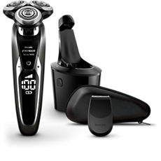 S9721/84 - Philips Norelco Shaver 9700 Wet & dry electric shaver, Series 9000