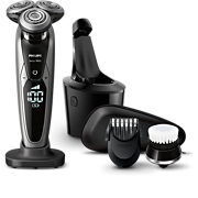 Shaver series 9000 ウェット&ドライ電気シェーバー S9731/33, S9731A/33