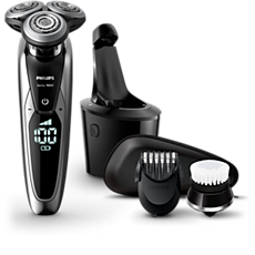 S9751/33 Shaver series 9000 Wet and dry electric shaver