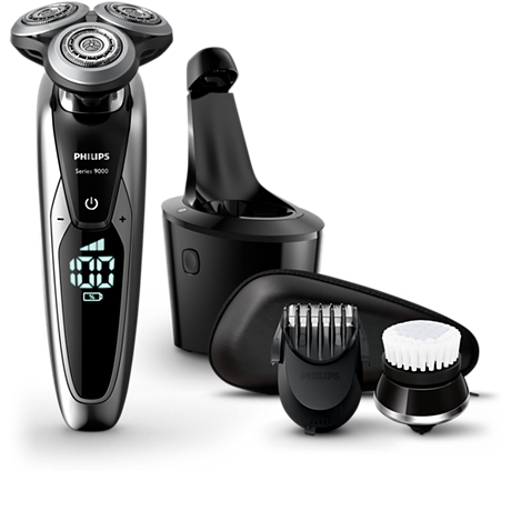 <b>Shaver Series 9000</b><br/>Perfection in every pass