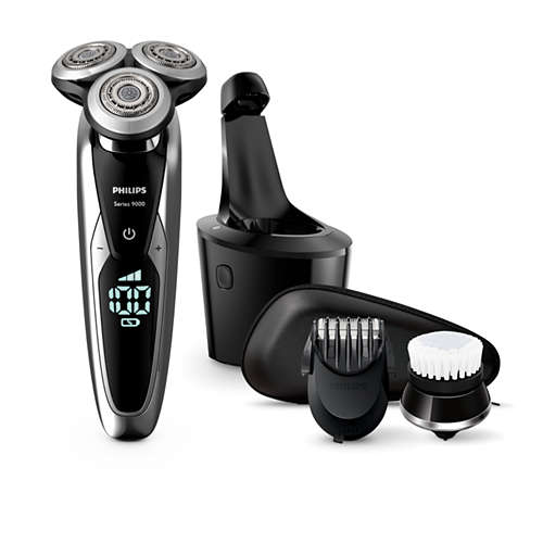 Shaver series 9000 Efficient and precise electric shaver