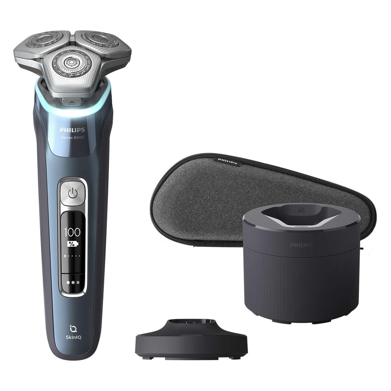 Dokładność* i komfort golenia