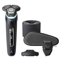 Shaver series 9000 Golarka elektryczna do golenia na mokro i na sucho