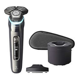 Shaver series 9000 습식 및 건식 전기 면도기
