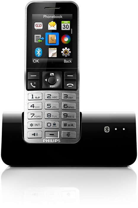 Alle Festnetz- und Mobiltelefonanrufe auf einem Telefon
