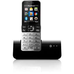 MobileLink Digitales Schnurlostelefon mit MobileLink