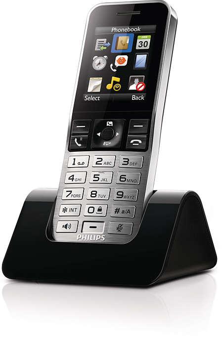 Minden vezetékes és mobilhívás lebonyolítható egy telefonról