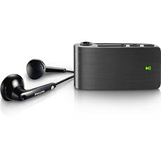 SA018102KN/02  MP3 player
