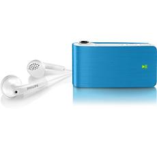 SA018302BN/02  MP3-soitin