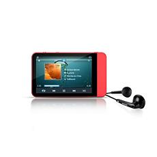 SA060304R/02 -    Lettore video MP3