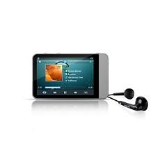SA060304S/02 -    Odtwarzacz wideo MP3