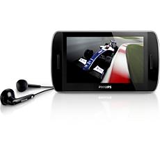 SA075108K/97 -    MP3 影音播放機