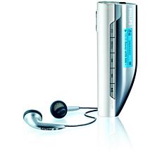 SA157/02 -    Flash audio player