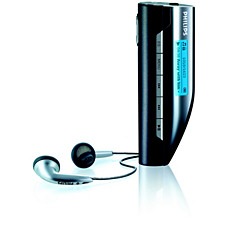 SA159/02 -    Lettore audio con memoria flash
