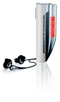 Philips SA167/00 MP3 Player Driver