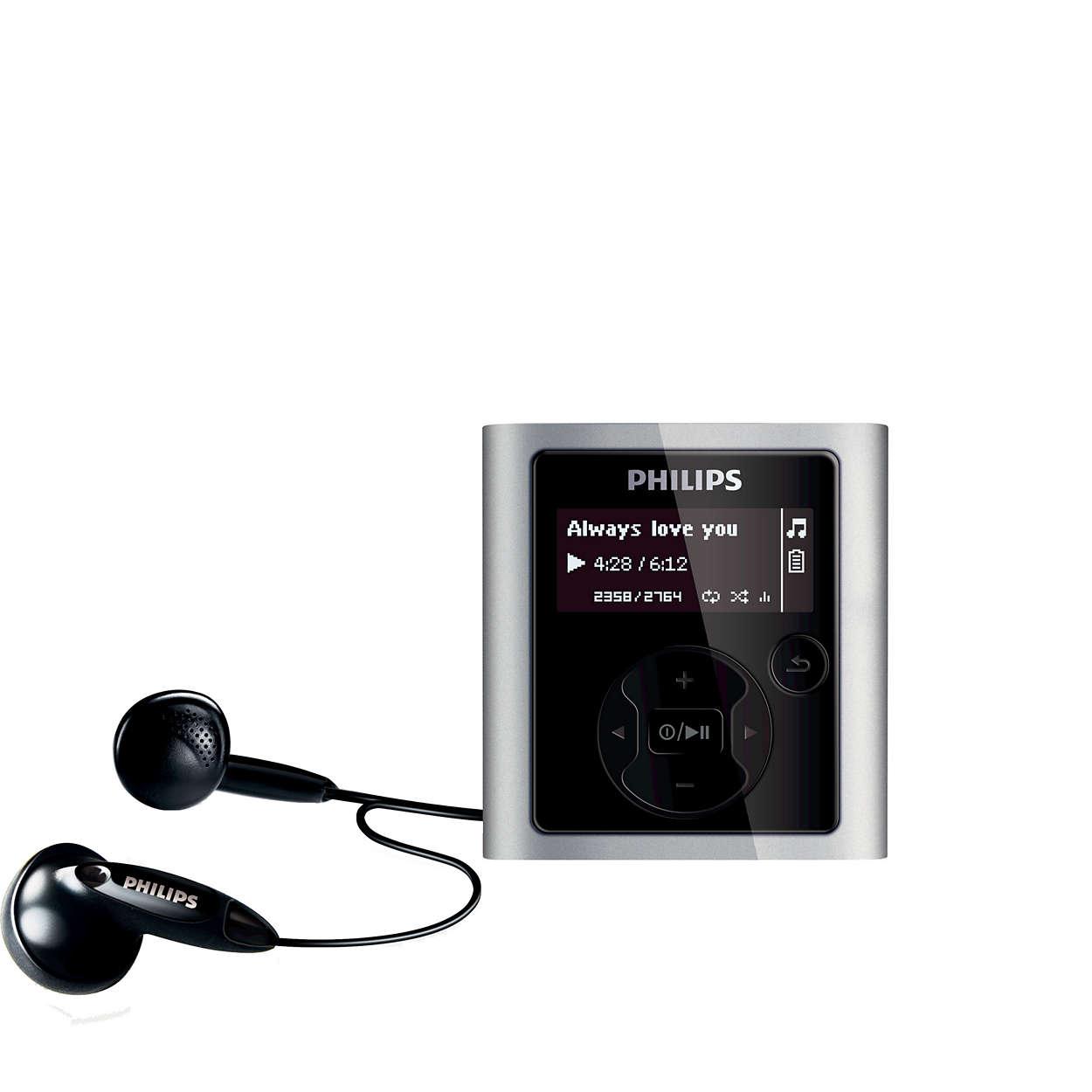 Digitalna glazba - bilo kada