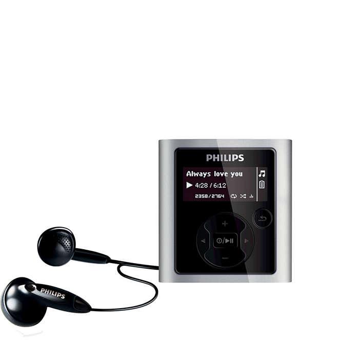 Muzică digitală - în orice moment