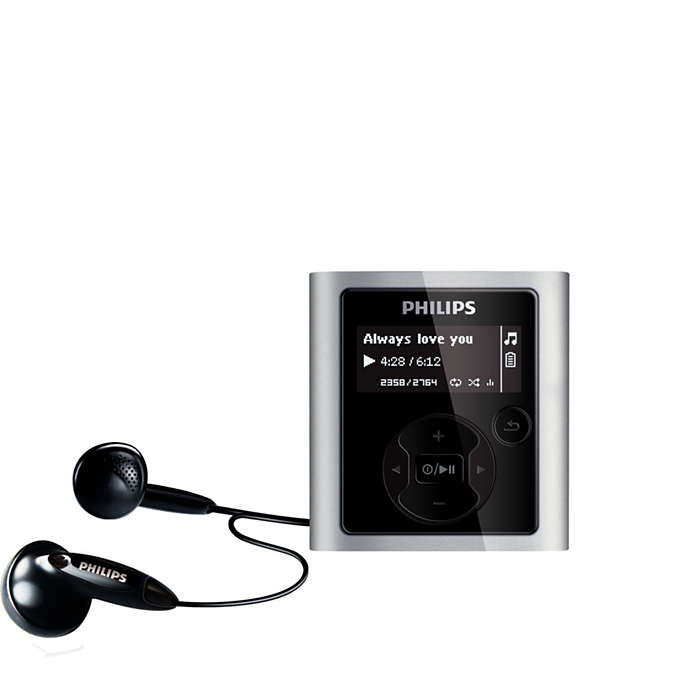 Digitale muziek - altijd en overal