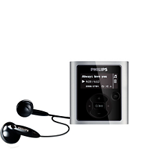 SA1982/02 -    MP3 player