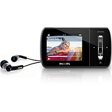 SA1ARA04K/55  Reproductor de video y MP3