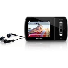 SA1ARA08K/02 -    Multimediální MP3 přehrávač
