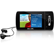 GoGEAR MP3-Video-Player