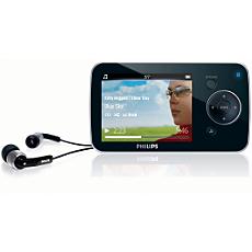 SA1OPS08KB/97  MP3 video player