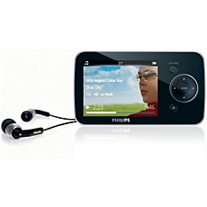 SA1OPS32K/02 -    MP3-videospeler