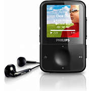 GoGear Reproductor de video y MP3