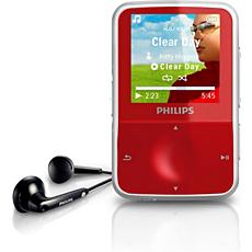 SA1VBE04RC/17  MP3 video player