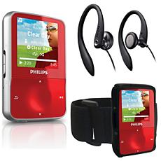 SA1VBE04RS/37  MP3 video player