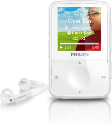 Philips SA1VBE04W/97 MP3 Player X64 Driver Download