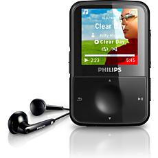 SA1VBE08K/02  MP3 video player