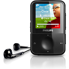 SA1VBE16K/02 -    MP3 video player